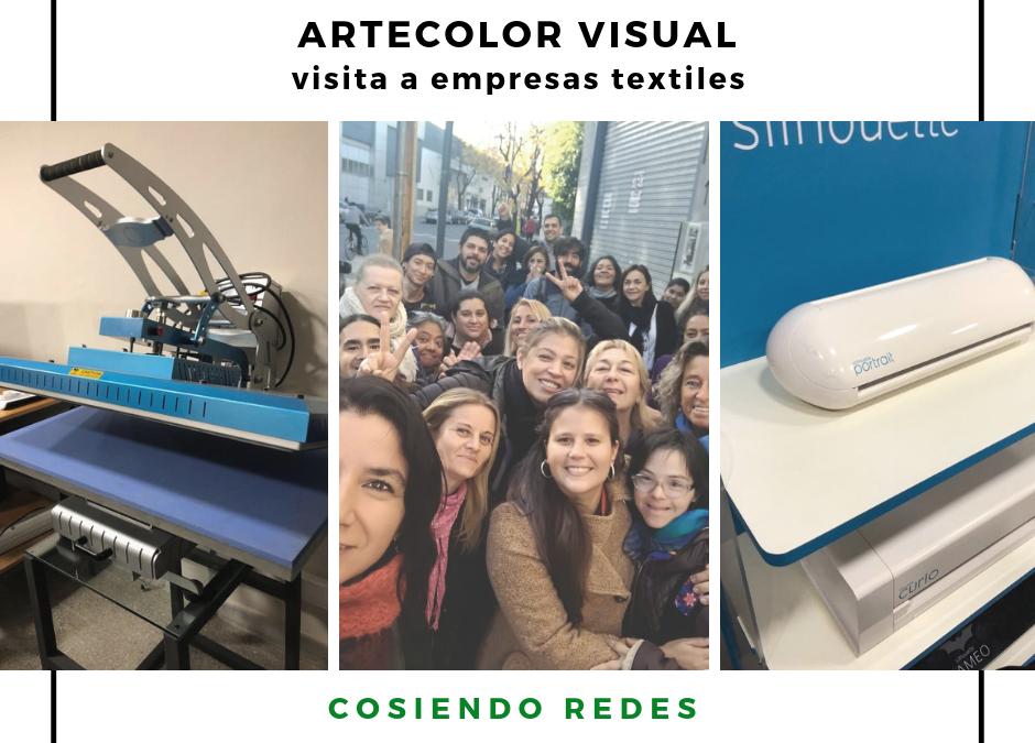 Visita a Artecolor Visual
